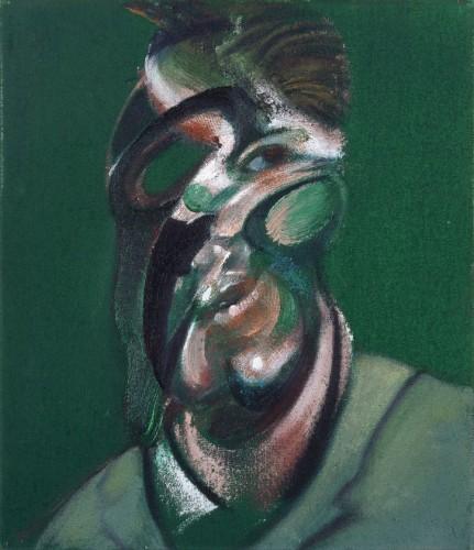 Three Studies for a Self-Portrait, 1967